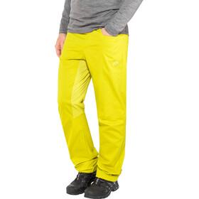 Mammut Massone Pantaloni Uomo giallo